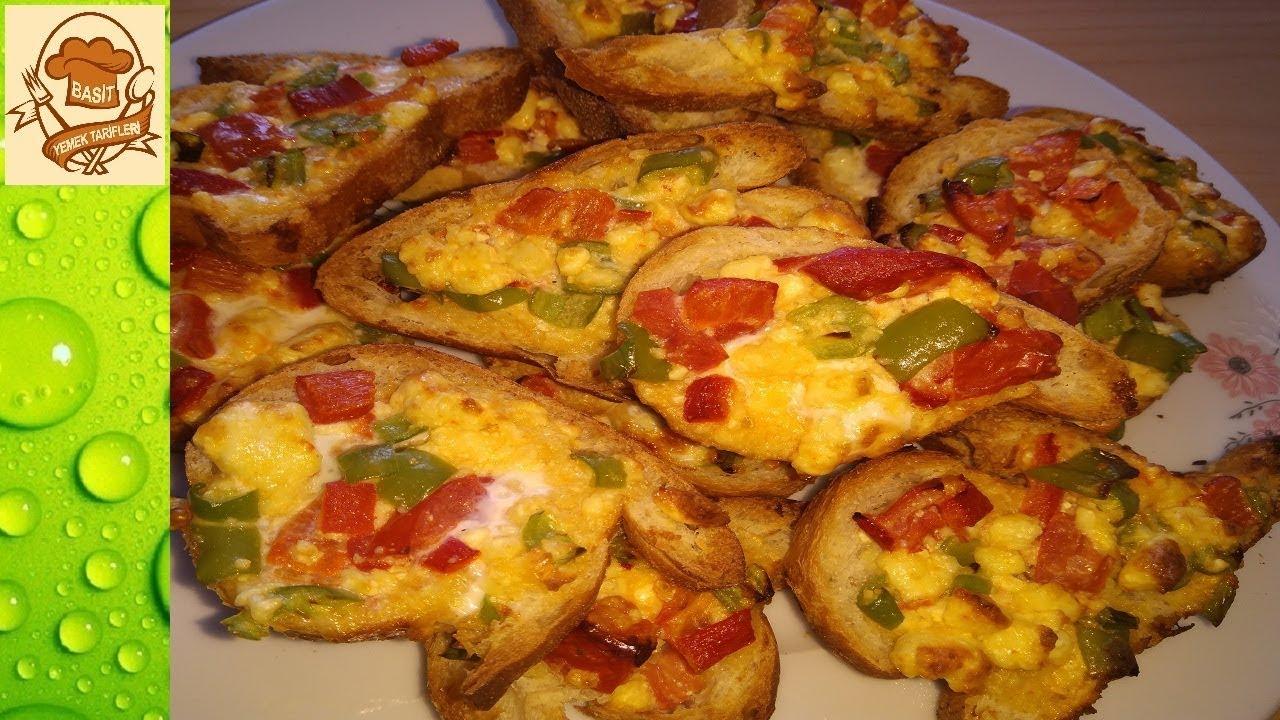 Şimdi Çıktı Fırından – Kahvaltılık Peynirli Kızarmış Ekmek