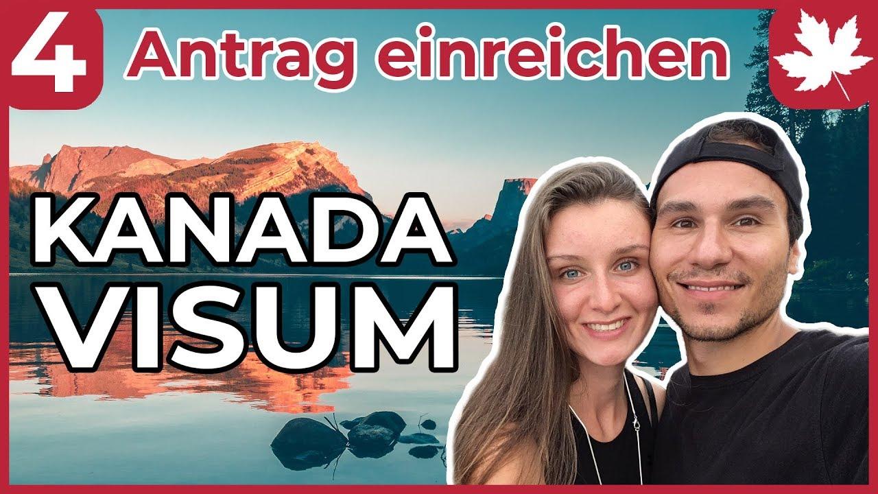 Working Holiday Kanada Visum: #4 Antrag einreichen (Work and Travel ...