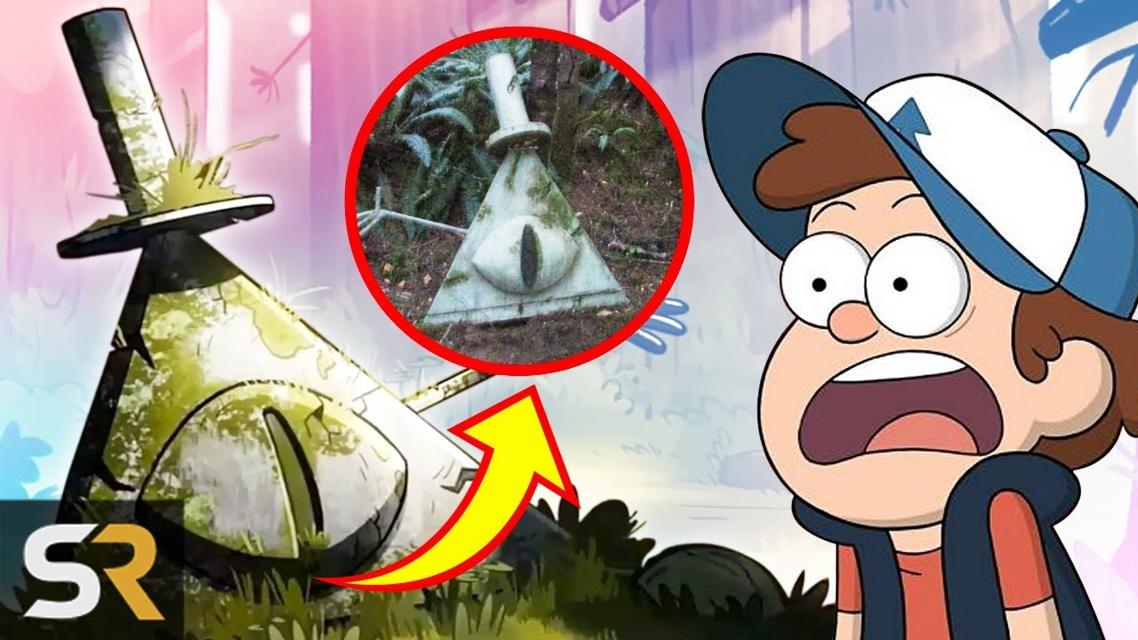 Download 25 Twisted Gravity Falls Facts That Will Surprise Longtime Fans