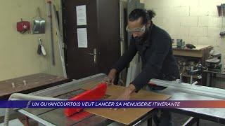 Yvelines | Un Guyancourtois veut lancer sa menuiserie itinérante