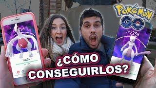 Pokemon Go - El Reto de capturar a Mewtwo y Lugia shiny [LioGames] 3x05