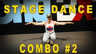 Stage Dance Move Combo #2 (Masculine Dance Moves)
