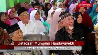 Ustadzah Mumpuni lucu saat di Banyumas