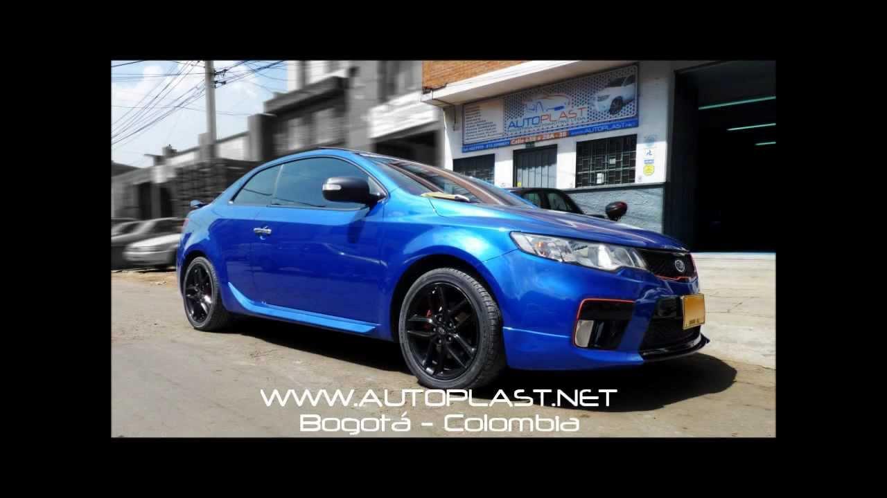 Bodykit Kia Cerato Koup Autoplast Youtube