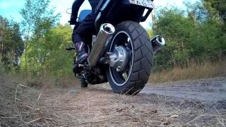 сезон 2014 с Yamaha Diversion XJ900 !