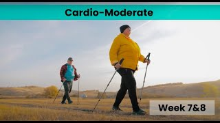 Cardio Moderate - Week 7&8 (mHealth)