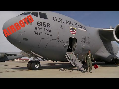 """C-17 September 11th """"Freedom Launch"""""""