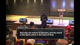 SPIRITUAL WARFARE PRAYER & DOMINION