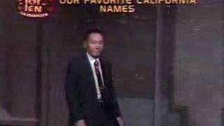 david letterman funniest top 10 ever california names