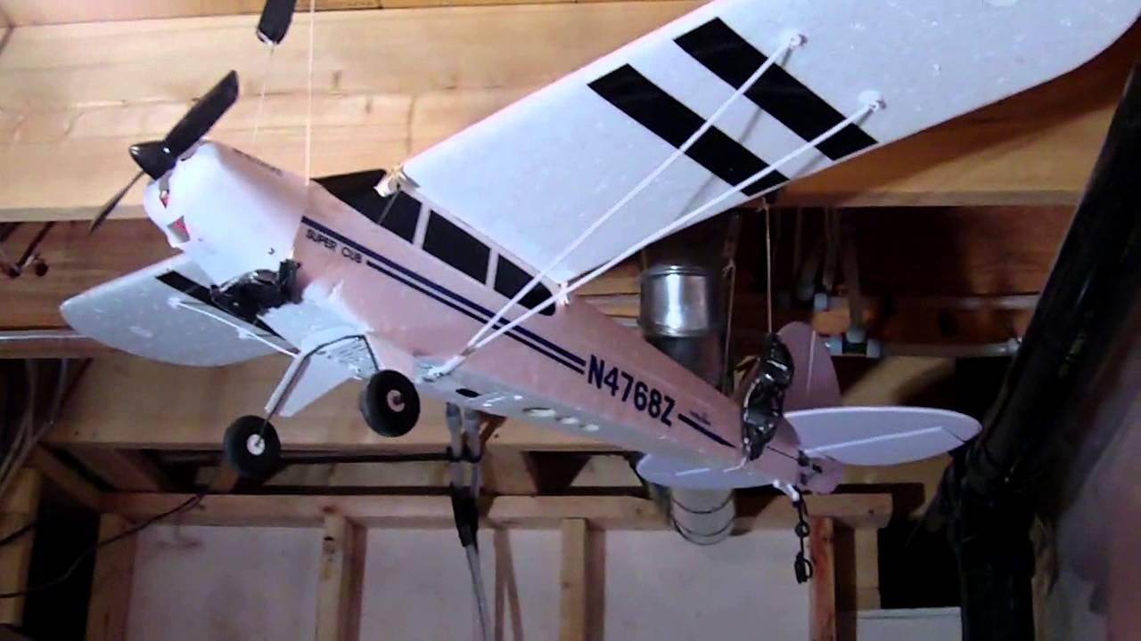 Plane Hang Rc Work