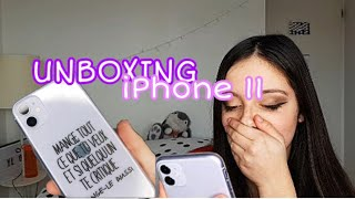 UNBOXING IPHONE 11