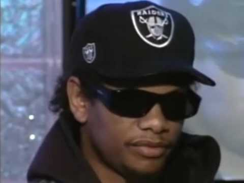 LOST EAZY   E INTERVIEW WITH R J WATKINS