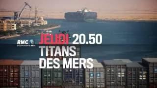 Titans des Mers : transport in vivo