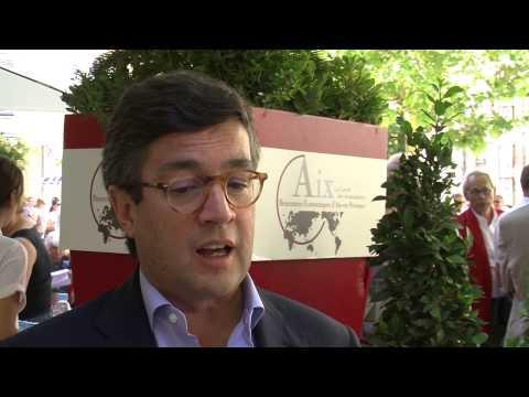 Interview de Luis Alberto Moreno #REaix2014