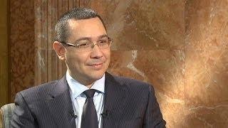Corruption and discrimination in Romania: reality vs perception - Victor Ponta - interview