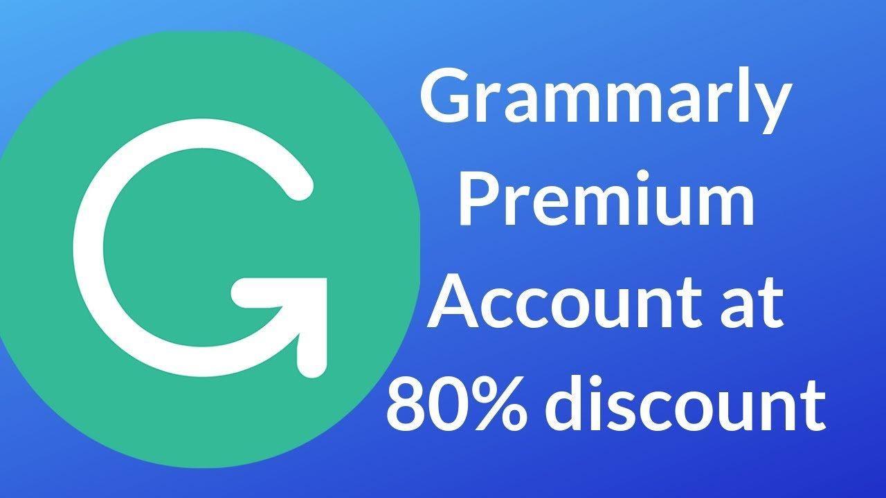 Free Grammarly Premium Account Method #1 2019 – Tech 2 Learners