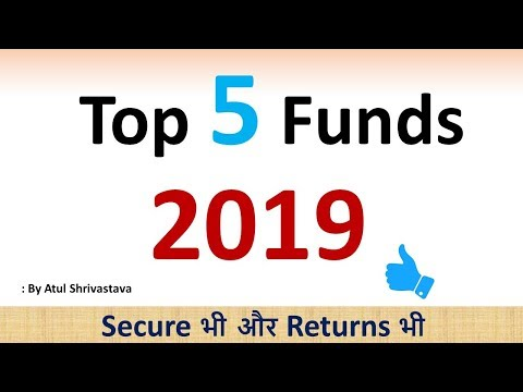 top sip funds 2019 | top performing mutual funds in India 2019 | best mutual funds of 2019