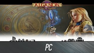 Alganon - First Look (Steam Gameplay)