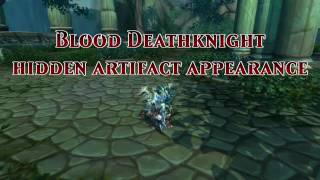 "How to obtain the ""Touch of Undeath"" Hidden Artifact Appearance"