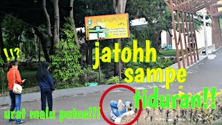 Download Video MAIN HP!! JATUHH SAMPE TIDURAN!! | PRANK INDONESIA MP3 3GP MP4