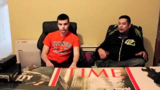 OpTic H3CZ and NaDeSHoT ANNOUNCEMENT! THE BASEMENT!