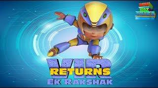 Vir The Robot Boy | Vir Ek Rakshak Returns | Full Movie | Animated Movie For Kids | Wow Kidz Movies