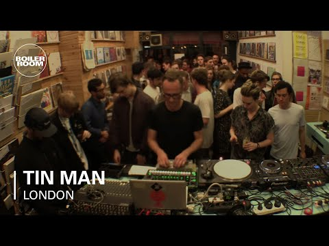Tin Man Boiler Room London Live Set
