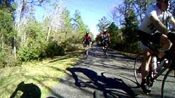 BALDWIN JACKSONVILLE RAIL TRAIL BICYCLE RIDE WITH CITYCYCLE
