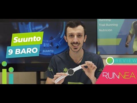 Suunto 9 Baro Review: el pulsómetro por excelencia de la marca finlandesa
