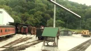 Southern railway 6133 cab ride at TVRM