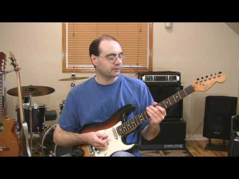 Rhythm Guitar: Comping & Hybrid Picking