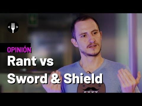 RANT VS SWORD Y SHIELD