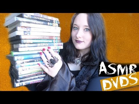*ASMR* DVD Haul: Guess What's Back...Back Again! | Amy McLean
