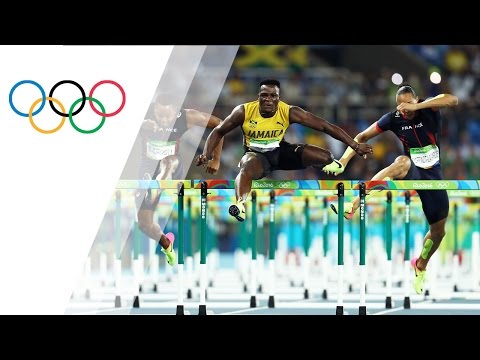 Rio Replay: Men's 110m Hurdles Final