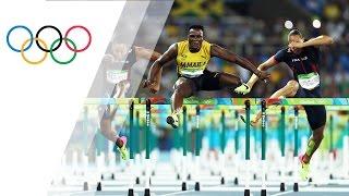 Rio Replay: Men's 110m Hurdles Final