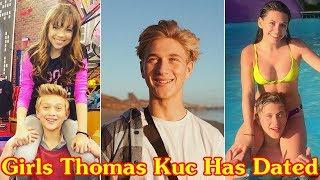Girls Thomas Kuc Has Dated 2019