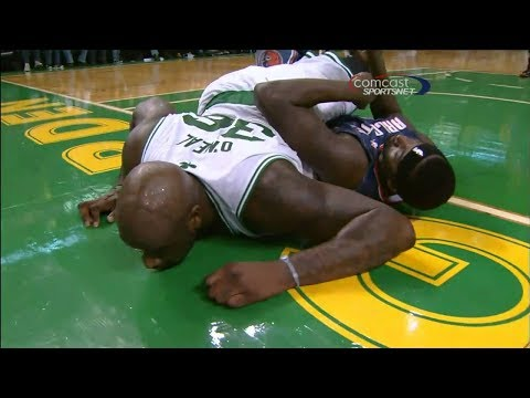 NBA Alley Oop Fails