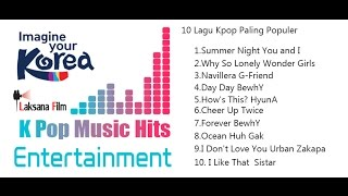 10 Lagu Kpop Populer 2016