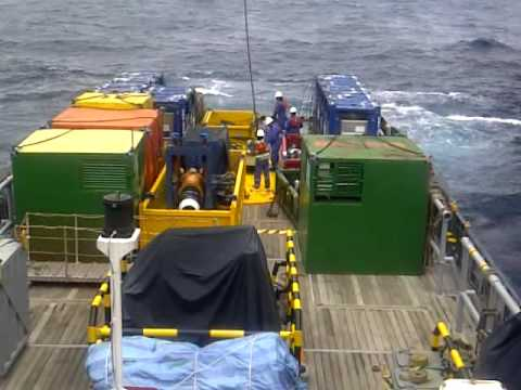 Fast Vessel Operation 4