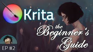 How to Use All The Tools in Krita