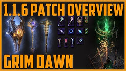 New Totem System, Added Items, Component Changes, and More | Grim Dawn Patch 1.1.6 Overview
