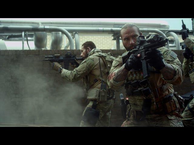特殊部隊ネイビーシールズがゾンビと対峙する!映画『ネイビーシールズ:オペレーションZ』予告編