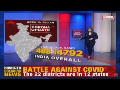 Breaking News | Coronavirus Latest Update: 14,792 COVID-19 Cases In India, Death Toll Rises To 488