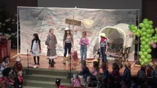 """CCLS Operetta 2017 """"Jonah's Druthers"""""""