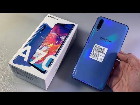 Обзор Samsung Galaxy A70 6/128 (A705F)
