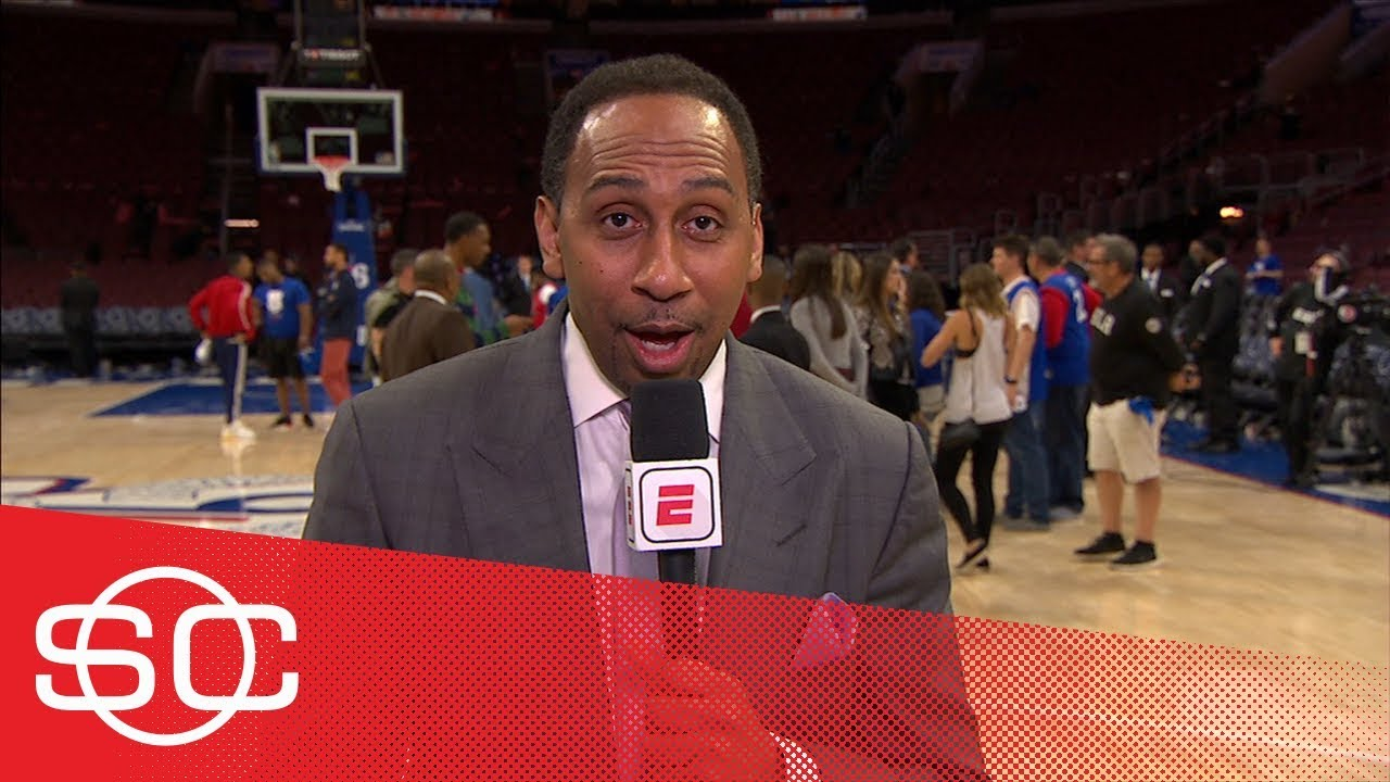 Stephen A. Smith calls out Brett Brown for 76ers' Game 3 loss to Celtics | SportsCenter | ESPN