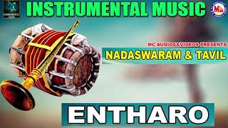 Entharo Mahanu Bhavulu | Nadaswaram & Thavil | Instrumental Music