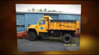 municibid - 1983 International Dump Truck