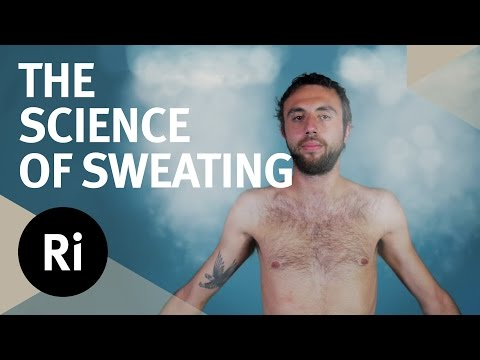 How To Sweat Less - The Science of Sweating