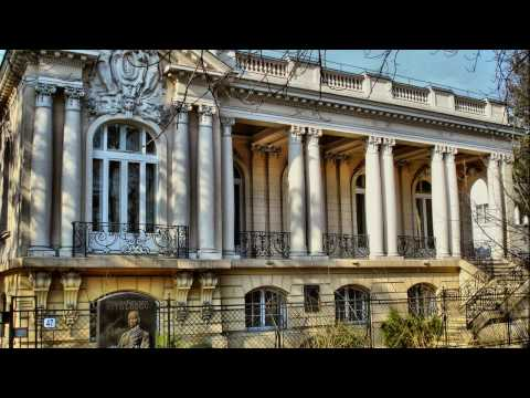 Bucharest City Tour (HD)